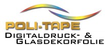 Poli-Tape Sonderfolien, Glasdekor Digitaldruck ...